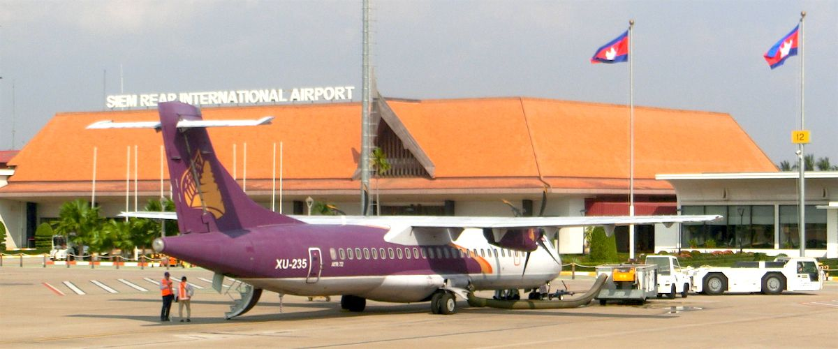 Siem Reap International Airport (REP)