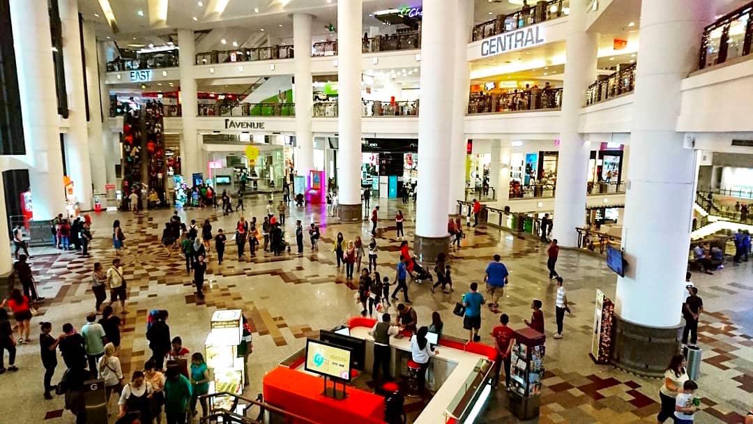 Berjaya Times Square Shopping Mall & Hotel