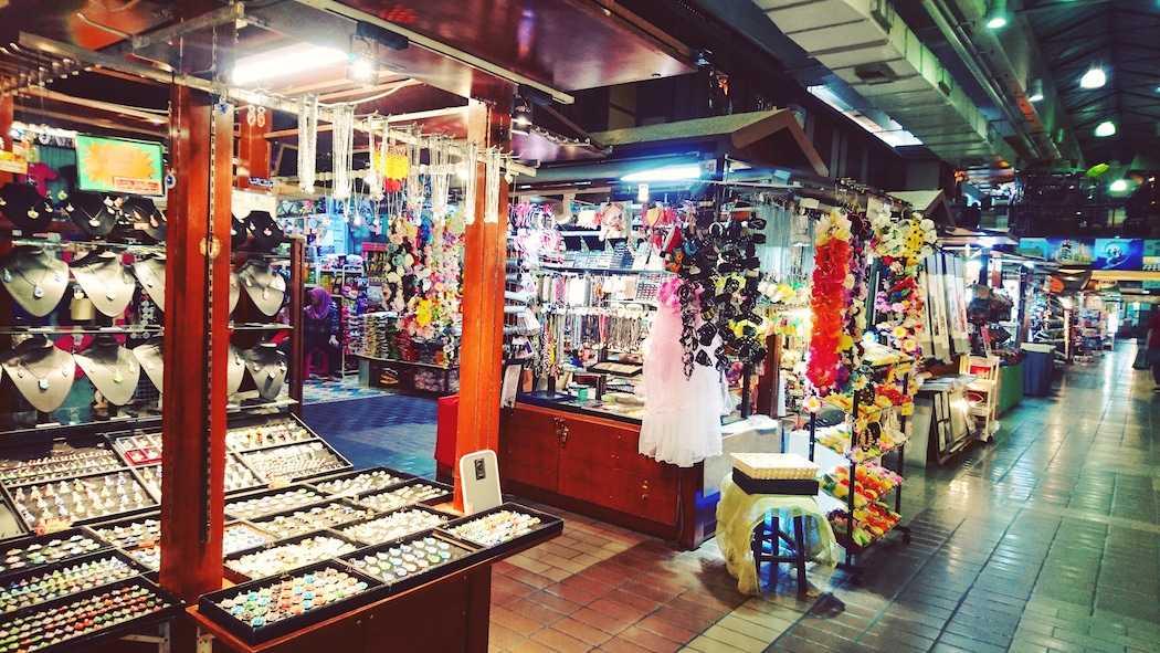 Central Market Kuala Lumpur, Malaysia