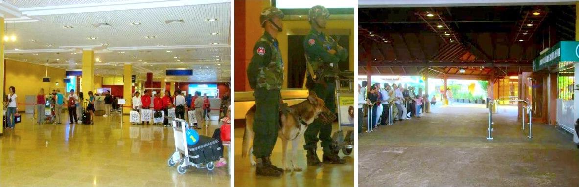 Phnom Penh International Airport Arrival Hall (PHN)