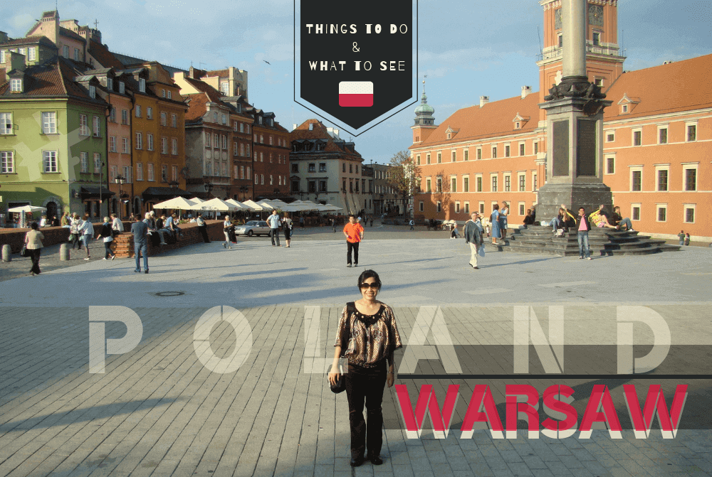 20 Top Things to Do in Warsaw Old Town & What to See in One Day