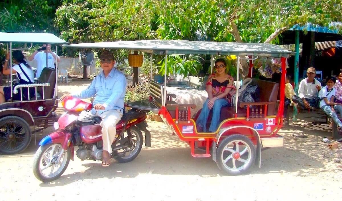Tuk Tuk Cambodia @ Phnom Penh