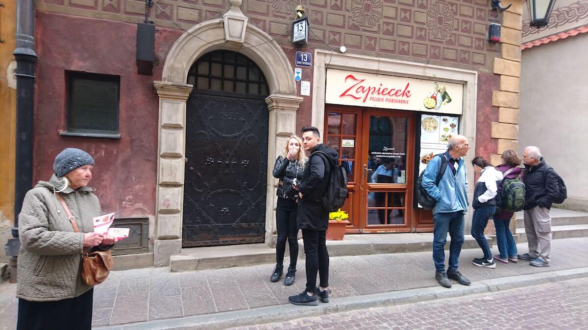 Zapiecek Restaurant Warsaw