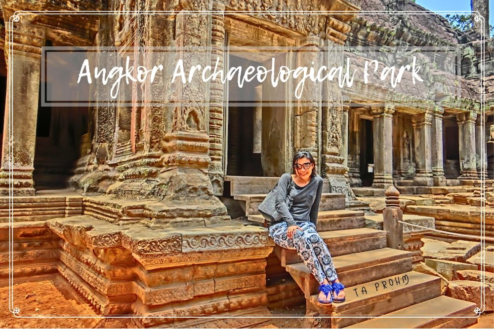 Angkor Archaeological Park: How Big and Small Circuit Tour Works