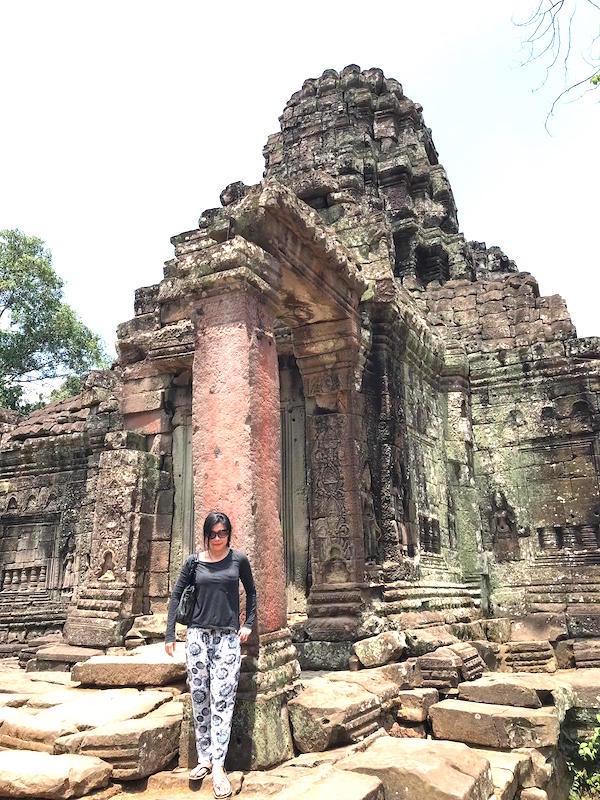 Banteay Kdei Siem Reap