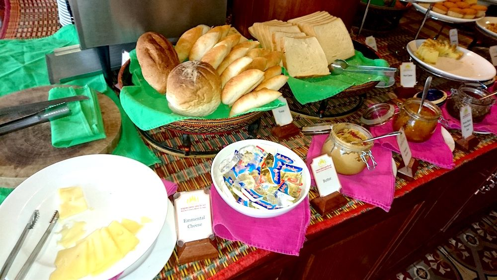 Bread Station - Buffet Breakfast @ Royal Crown Hotel Siem Reap