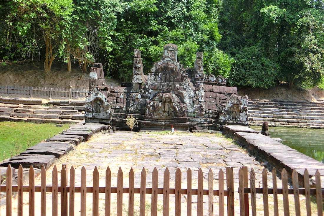 Neak Pean Temple