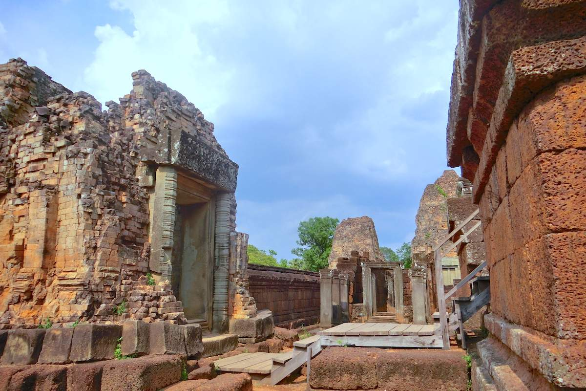 Pre Rup East Baray