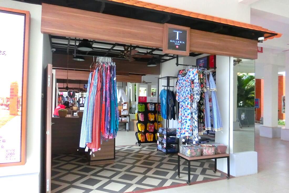 T Galleria Duty-Free Souvenir Shop @ Angkor Wat Ticket Office