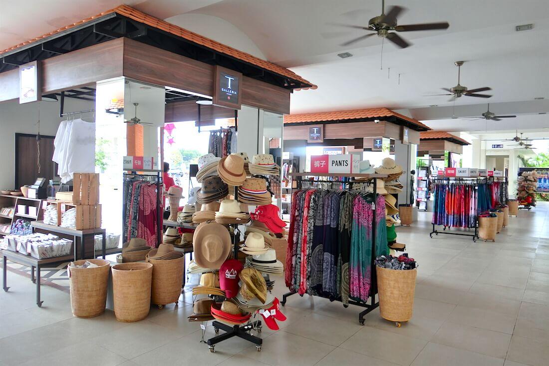 T Galleria Duty-Free Souvenir Shops @ Angkor Wat Ticket Office