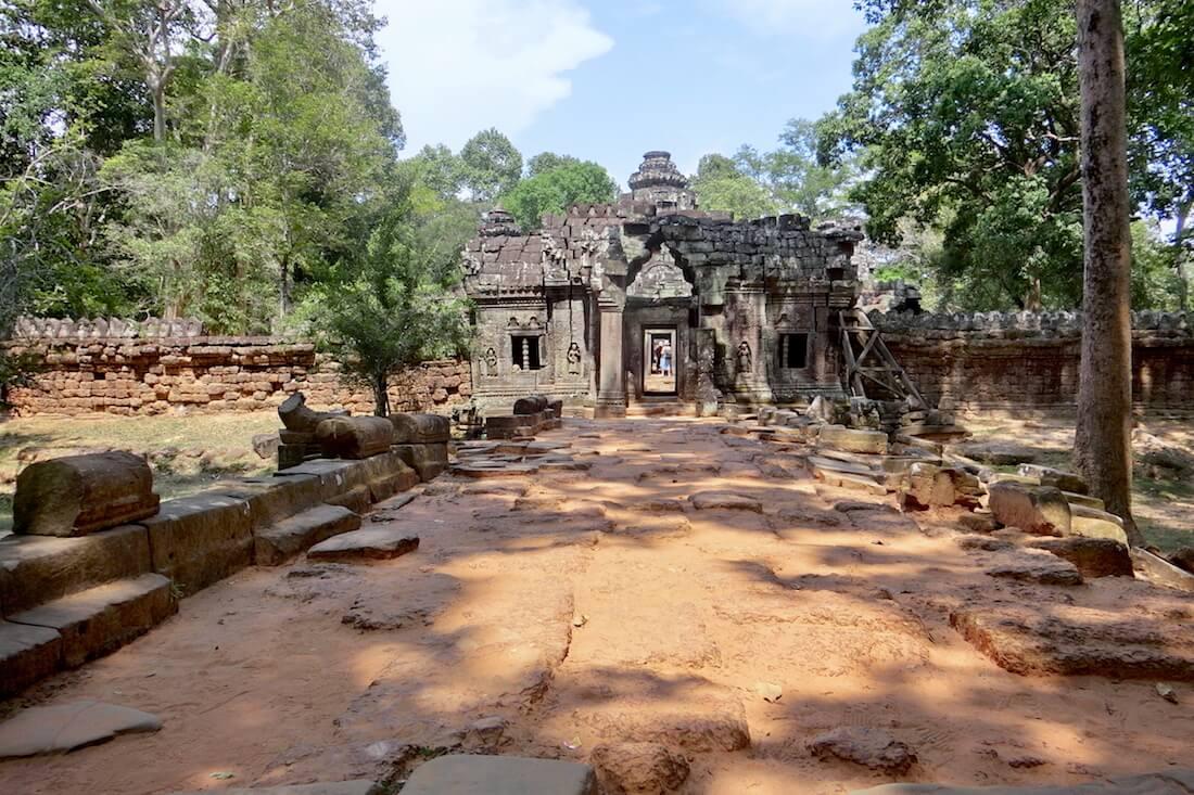 Ta Som Angkor Wat