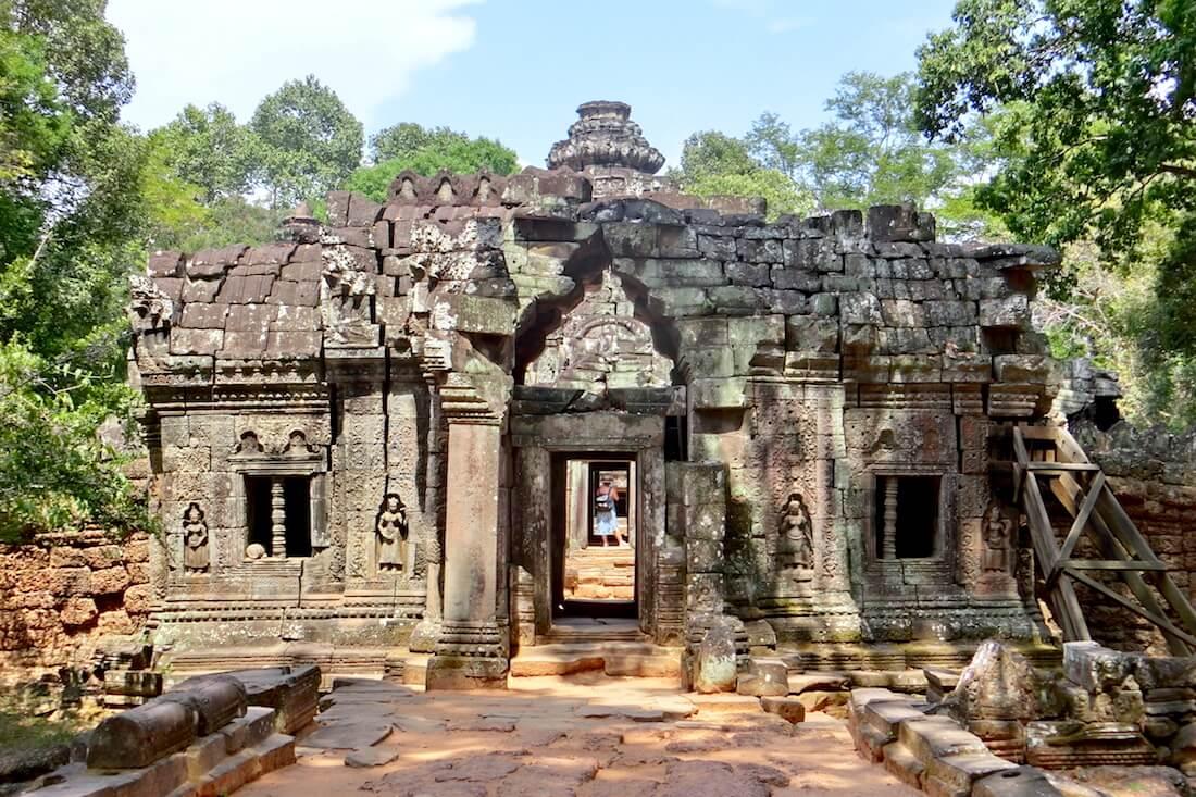 Ta Som Cambodia