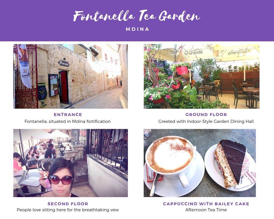 Fontanella Tea Garden Mdina