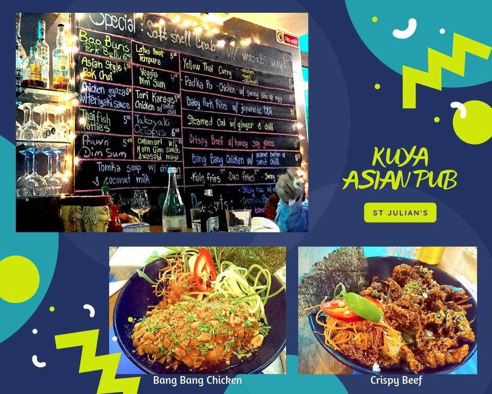 Kuya Pub St Julian's