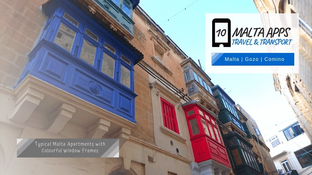 10 Malta Travel Transport App for Navigation in Malta, Gozo & Comino