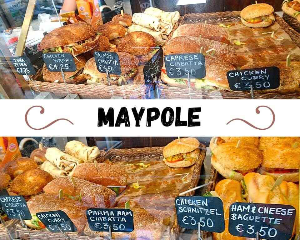 Maypole Bakery Sliema