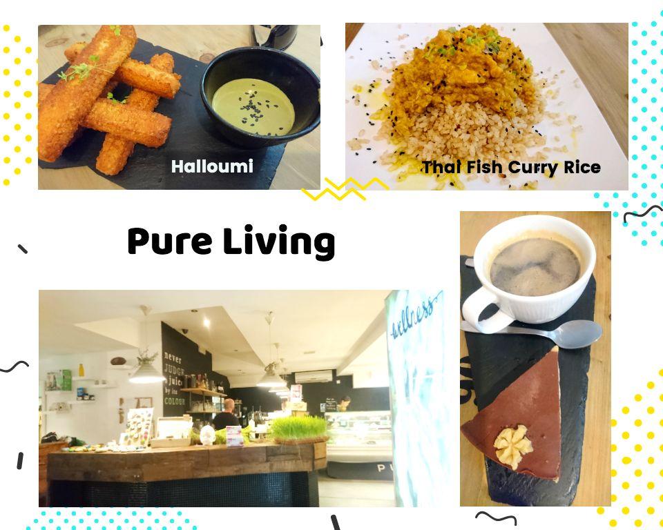 Pure Living Malta Restaurant