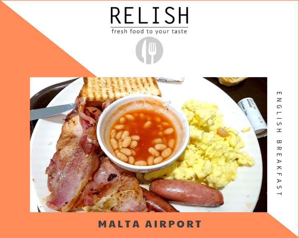 Relish Malta Airport