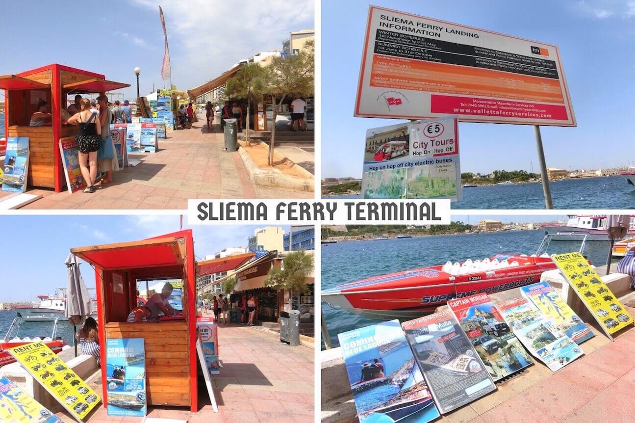 Sliema Ferry Terminal