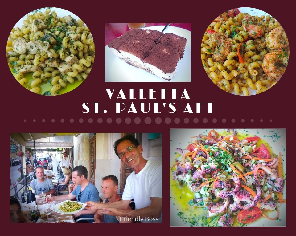 St Paul's Valletta