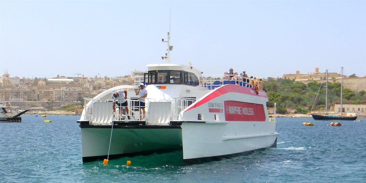 Valletta Ferry Services