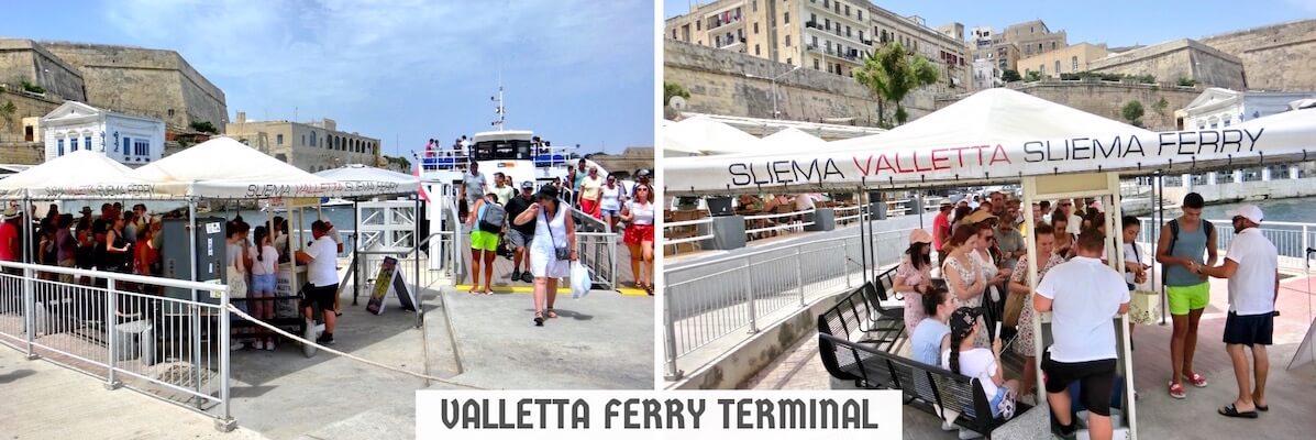Valletta Ferry Terminal