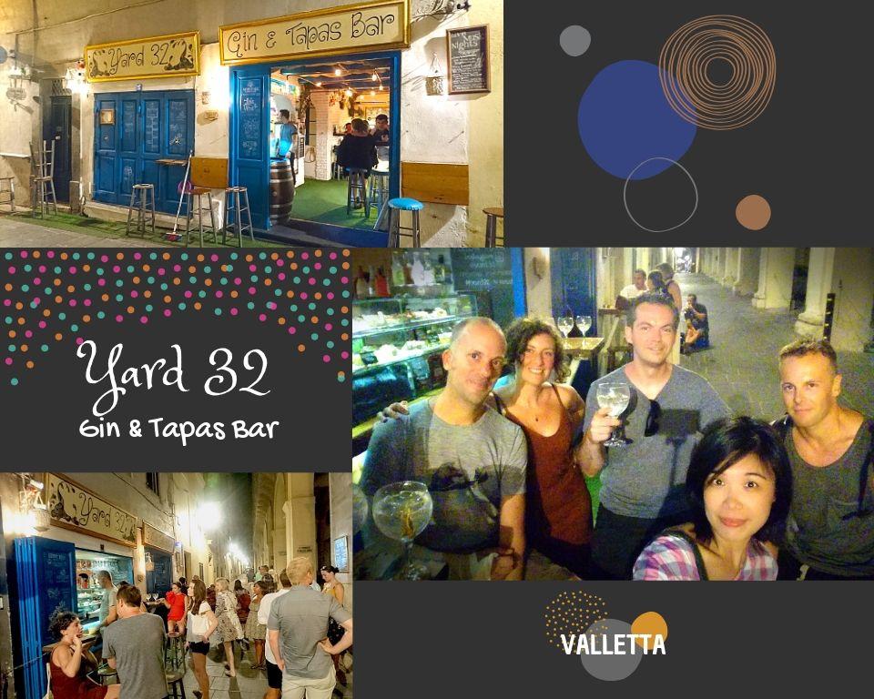 Yard 32 Valletta