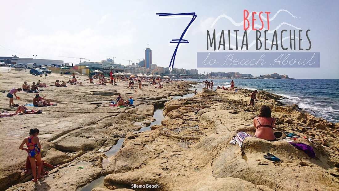 7 Best Beaches in Malta and Gozo to Swim and Beach About