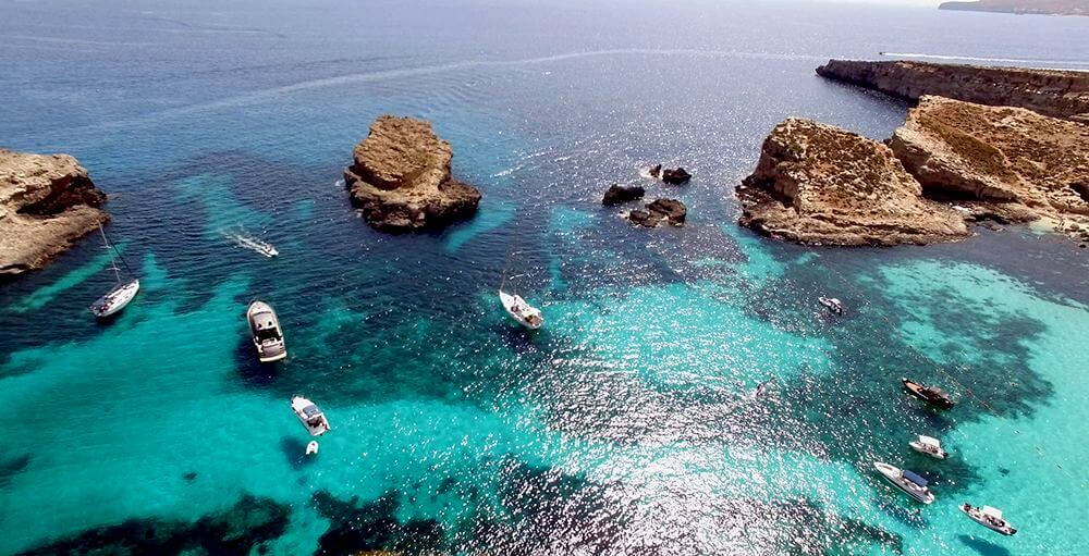 Comino Blue Lagoon Cruise and Boat Trip