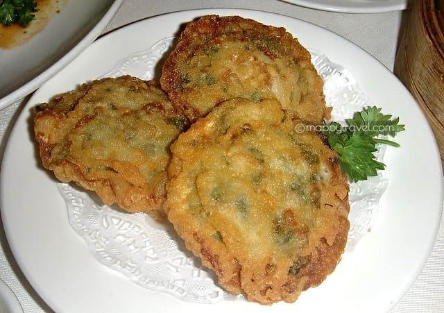 Deep-Fried Crispy Chives   脆皮韭菜角