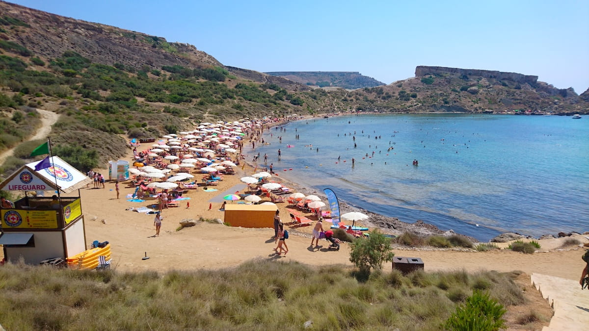 Għajn Tuffieħa Bay / Rivera Beach