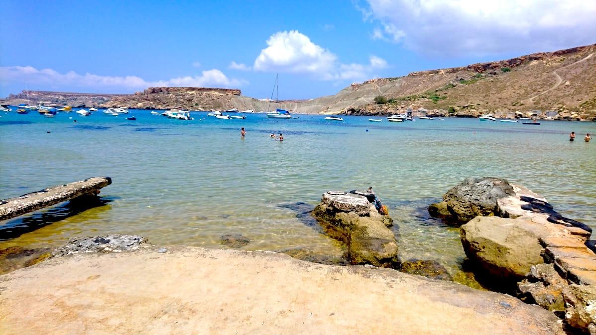 Gnejha Bay