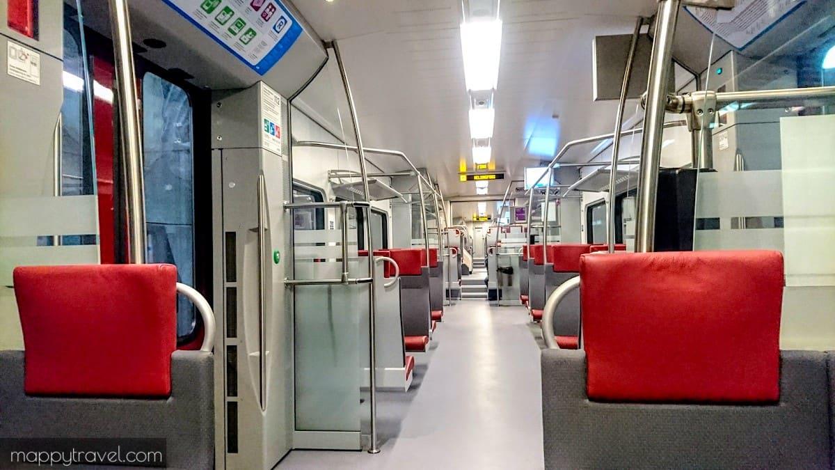 Helsinki Train