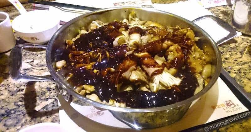 Huang Ji Huang Original Sauce