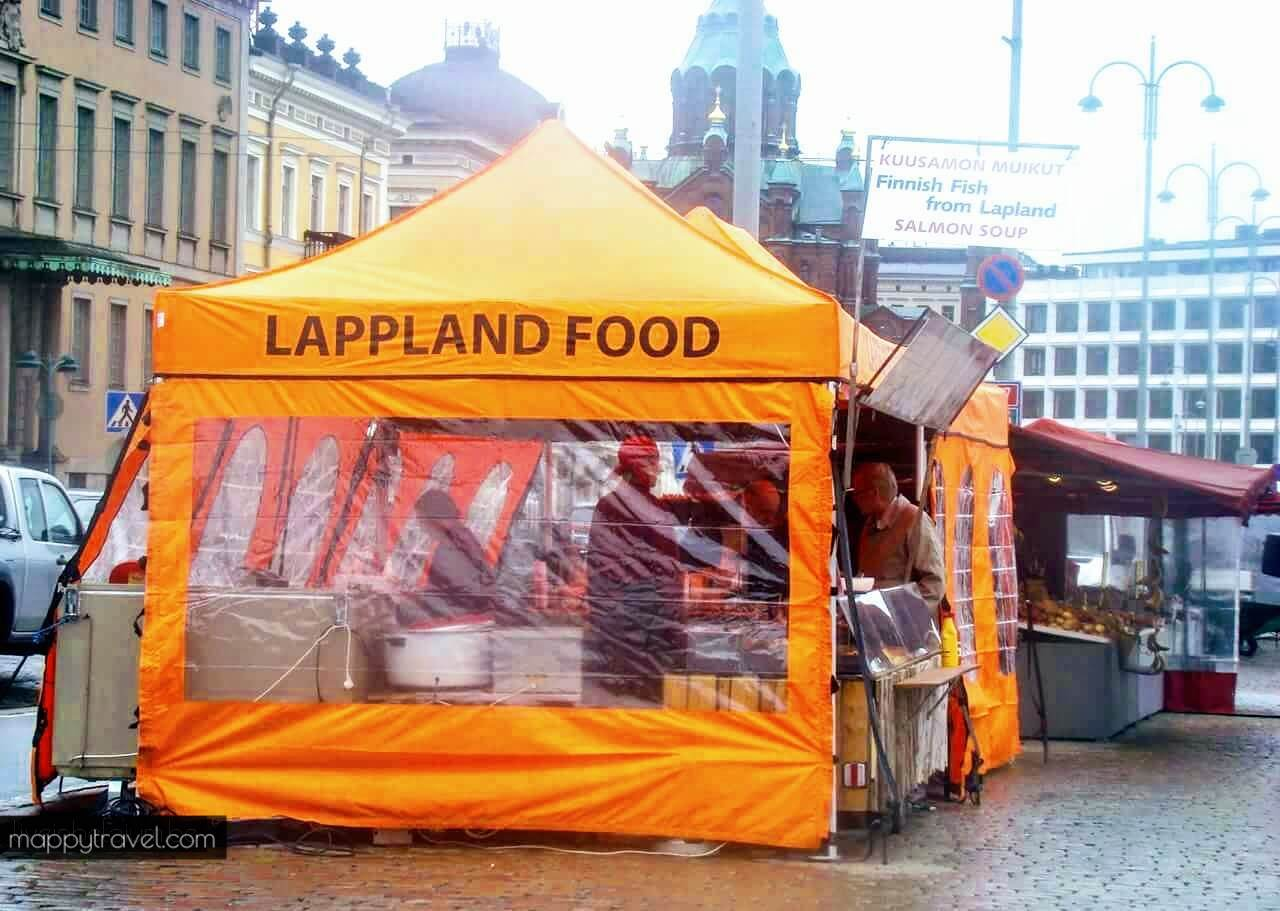 Kauppatori Market Square