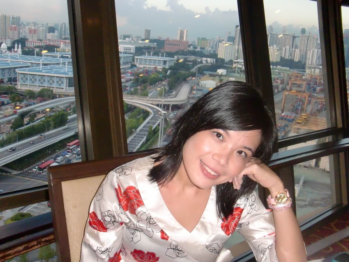 Me at Prima Tower
