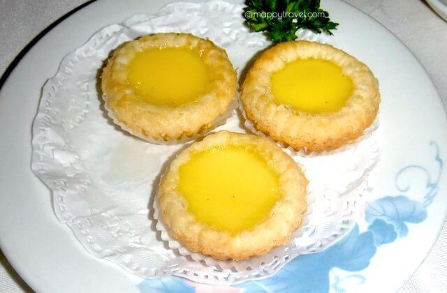 Mini Egg Tart | 酥皮鸡蛋挞