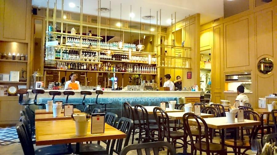 Zaffron Restaurant Singapore