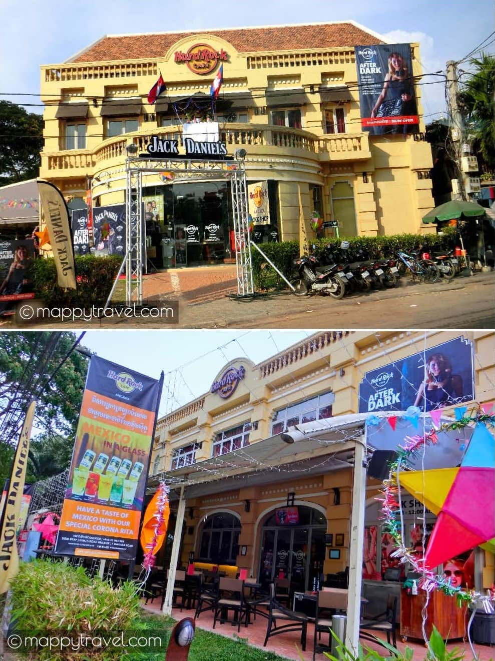 Hard Rock Cafe Siem Reap