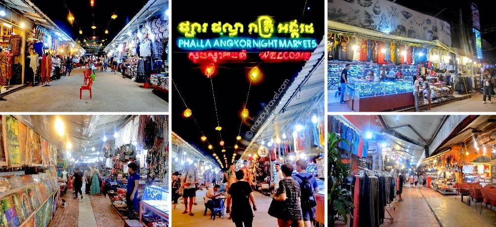 Phalla Angkor Night Market