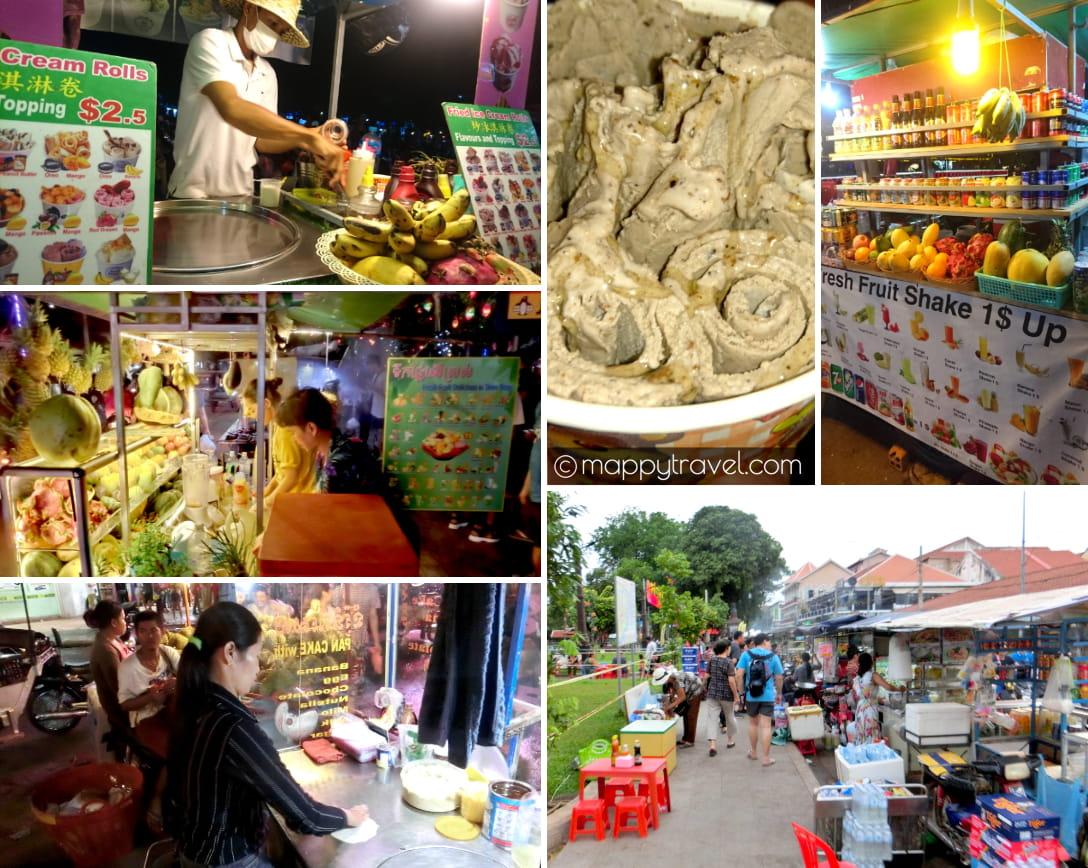 Pokambor Street Food @ Siem Reap