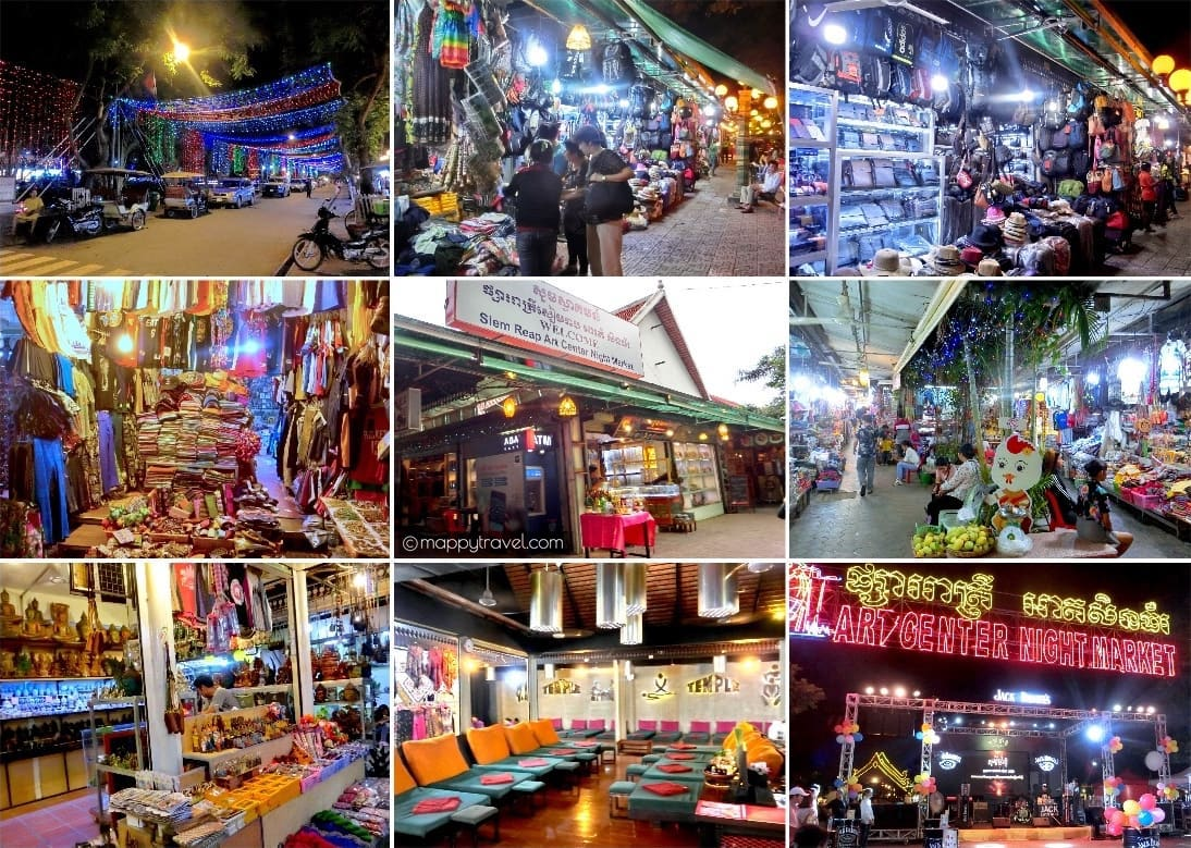 Siem Reap Art Centre Night Market