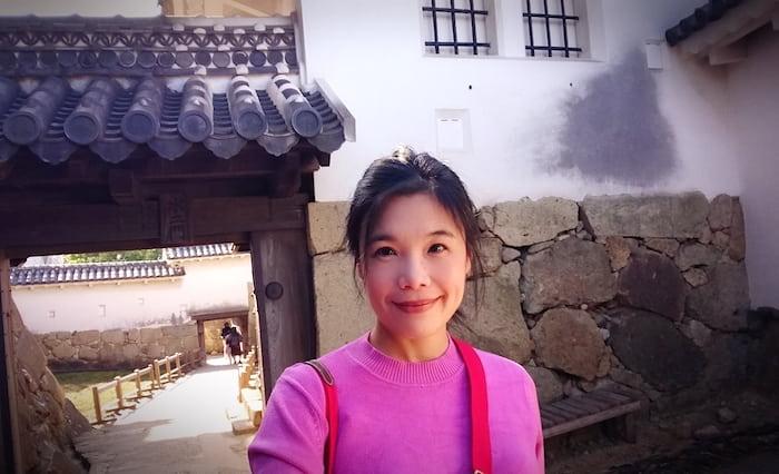 Abura-kabe Wall @ Himeji Castle