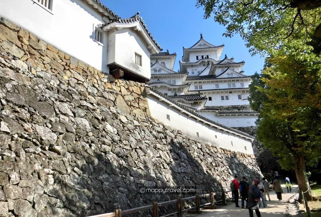 Himeji Castle Path