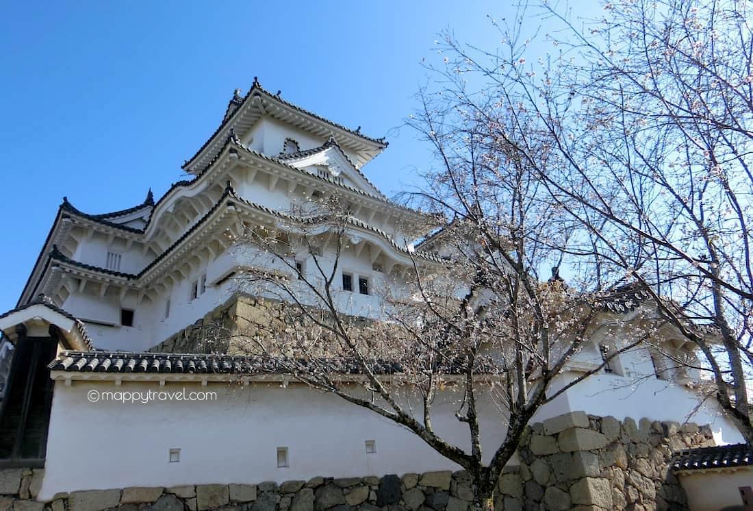 Main Keep @ Himeji Castle
