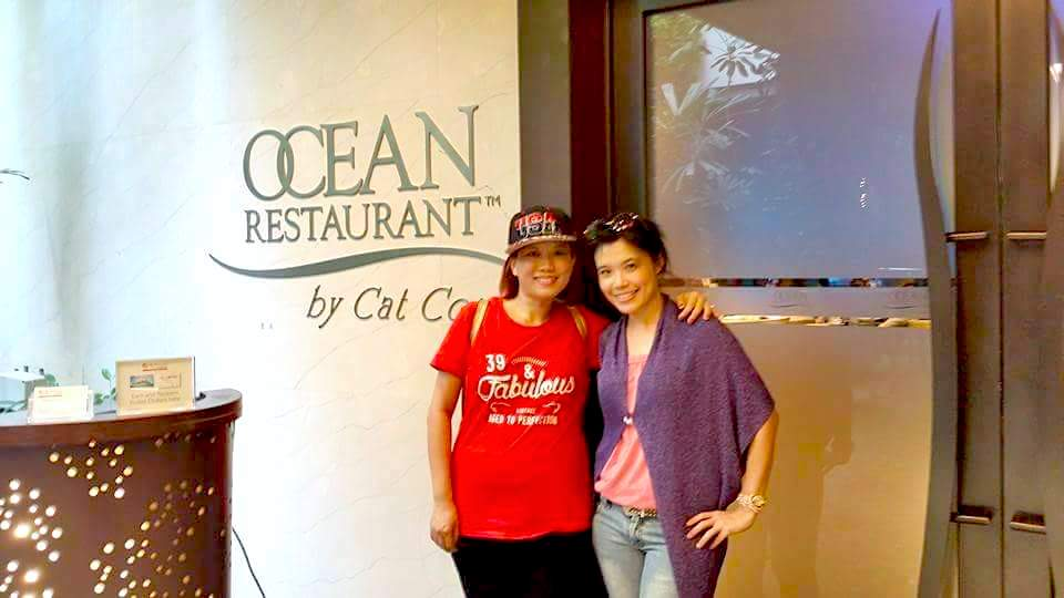 Ocean Restaurant by Cat Cora at Resort World Sentosa (RWS)