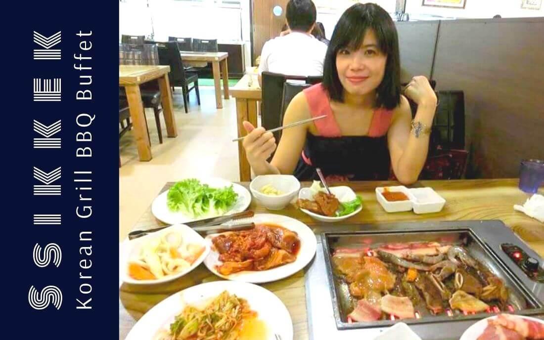 Ssikkek Korean Grill BBQ Buffet – Chinatown & Tanjong Pagar