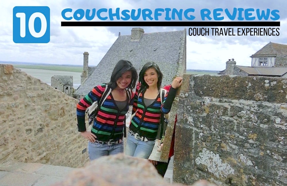 10 Couchsurfing Review of Couch Travel Experiences in France
