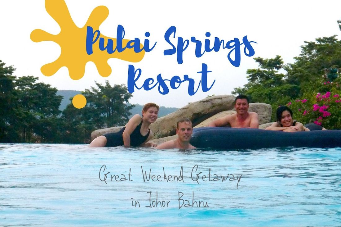 Why Pulai Springs Resort is a Great Getaway for Family and Friends in Johor