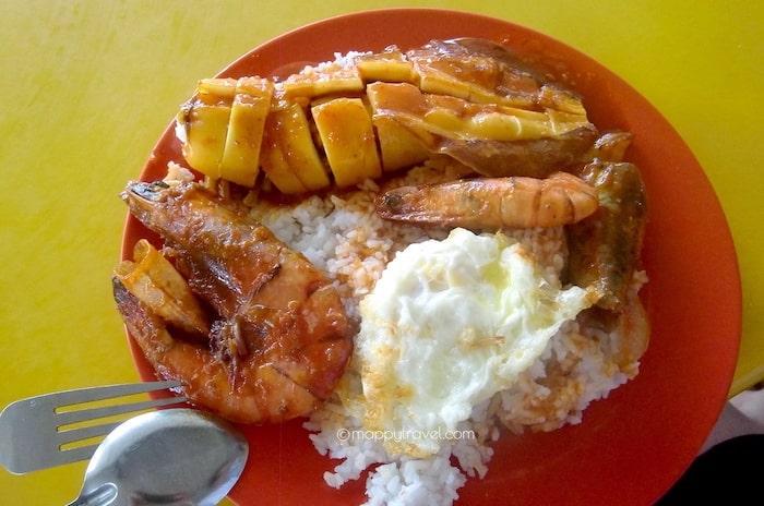 Restoran Sutera Emas Food @ Plaza D'Jeti, Mersing